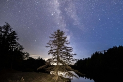 Tarn Hows Milky Way