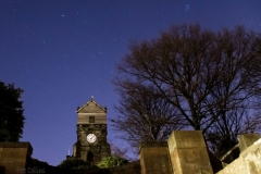 Auriga over St Leonard's Church, Middleton