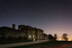 Moonlit Heaton Hall, Manchester