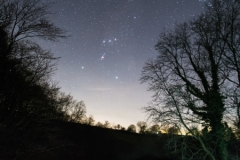 Orion and the River Greta, Ingleton
