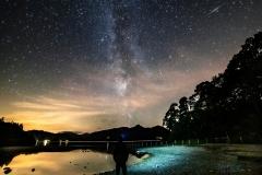 The Milky Way & me, Derwentwater